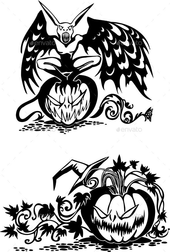 Happy Halloween - Halloween Seasons/Holidays