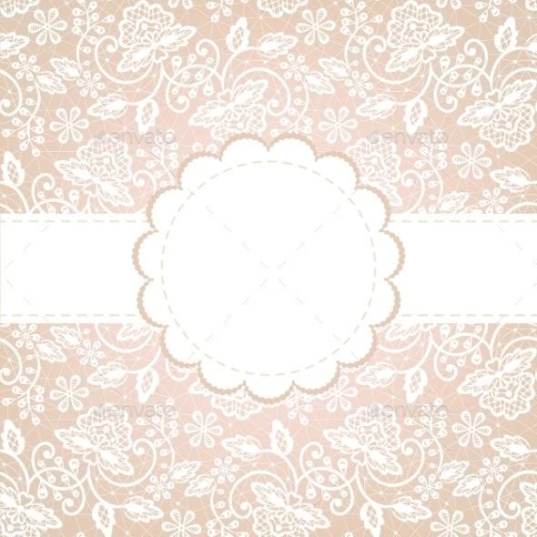 White Lace - Backgrounds Decorative