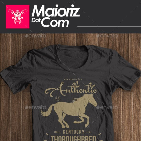 Authentic Vintage Tshirt V2