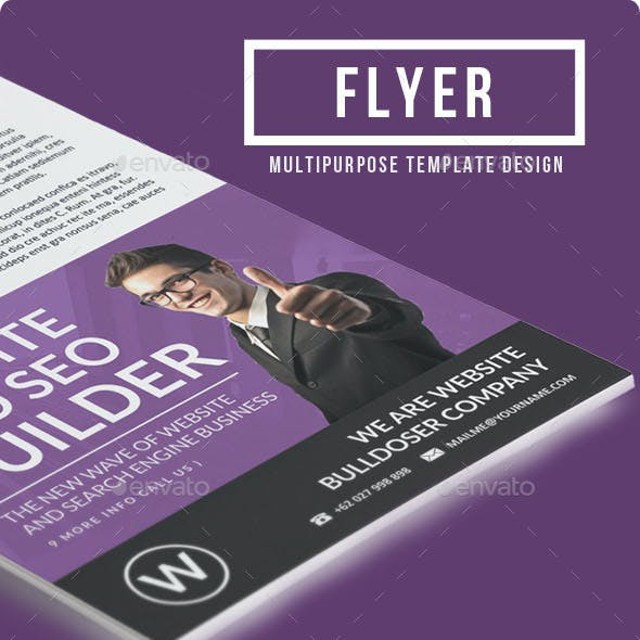 Multipurpose Business Flyer Vol. 7
