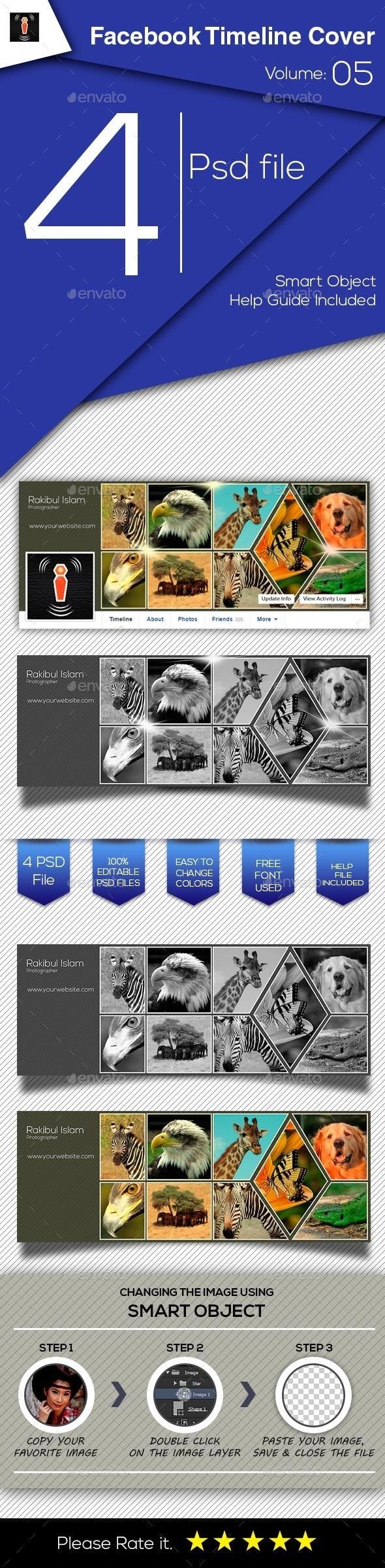 Facebook Timeline Cover V5 Wild - Facebook Timeline Covers Social Media