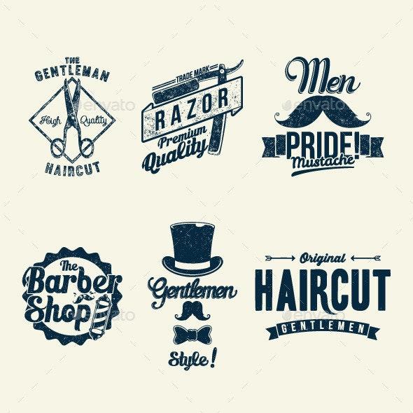 Vintage Barber Shop  - Services Commercial / Shopping