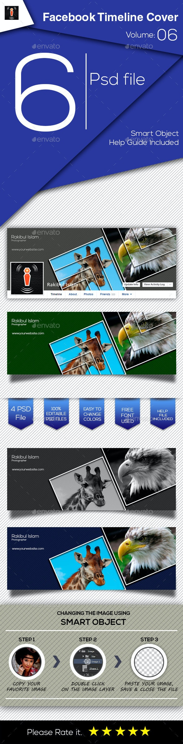Facebook Timeline Cover V6 - Facebook Timeline Covers Social Media
