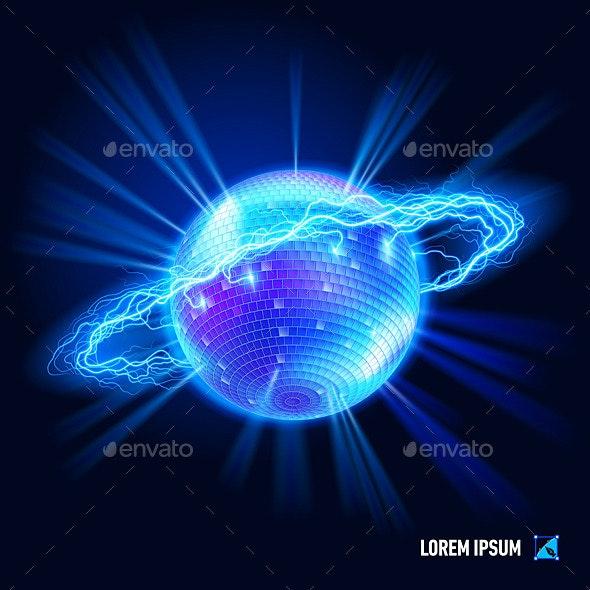 Energy - Technology Conceptual