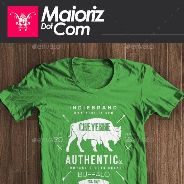 Authentic Vintage Tshirt V3