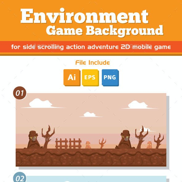 Environment Game Background