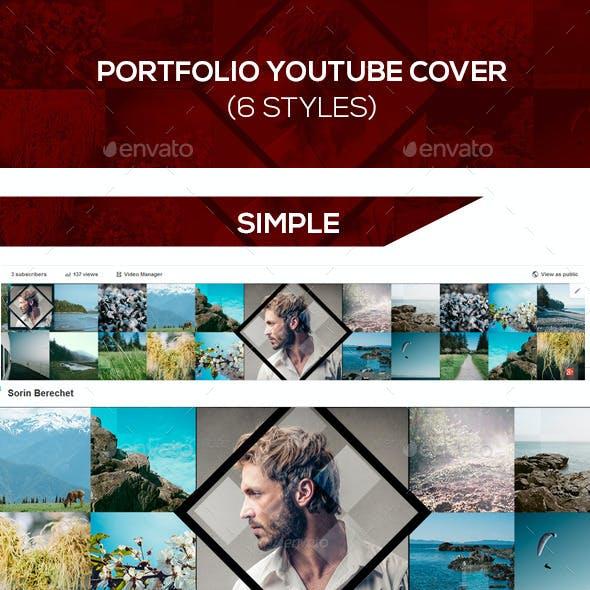 Portfolio Youtube Covers Pack