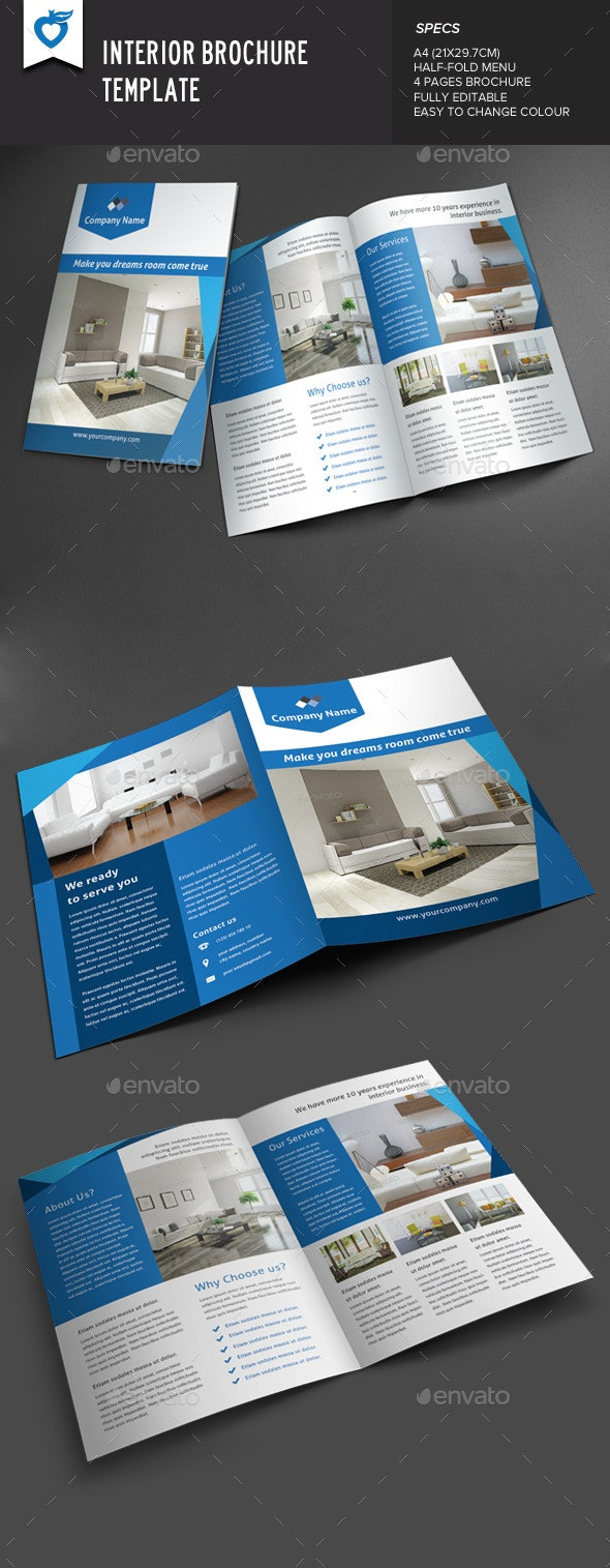Interior Brochure - Corporate Brochures