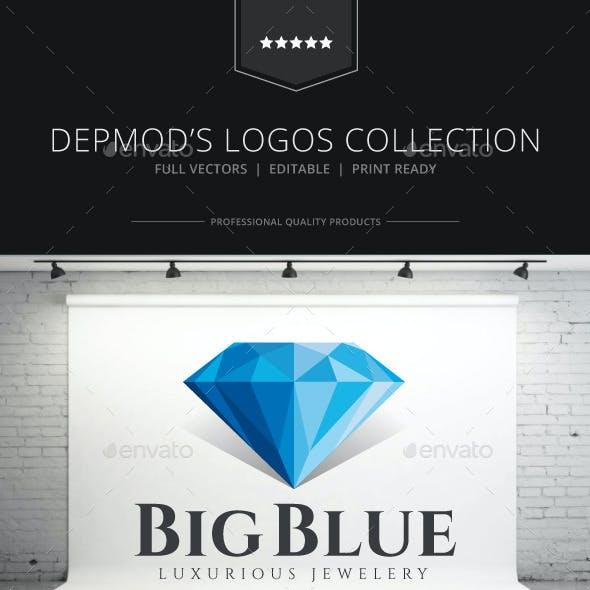 Big Blue Logo