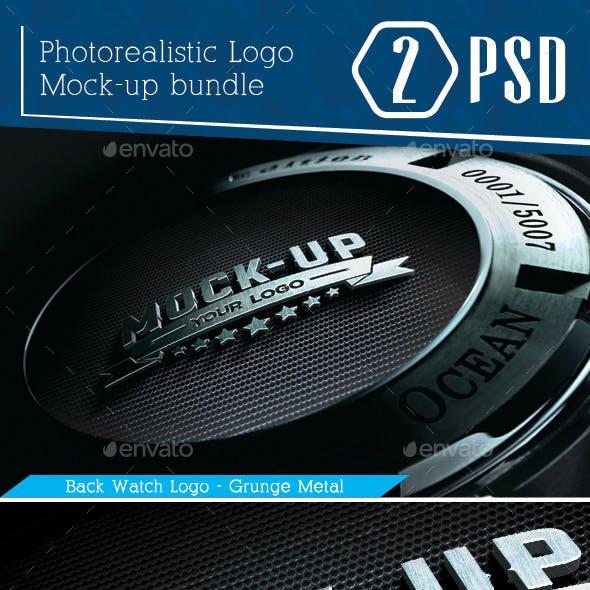 Photorealistic Logo Mockup Vol.1