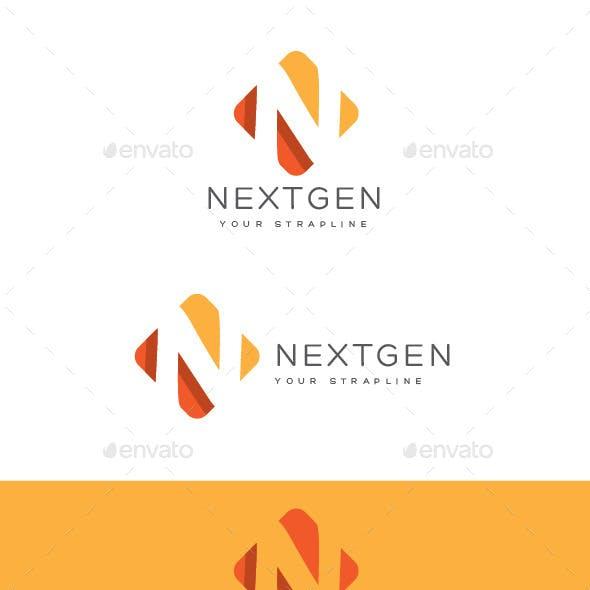Nextgen Letter N Logo