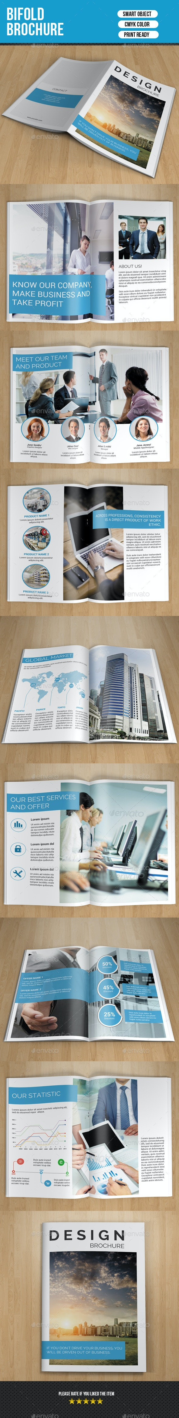 Bifold Business Brochure-V134 - Corporate Brochures