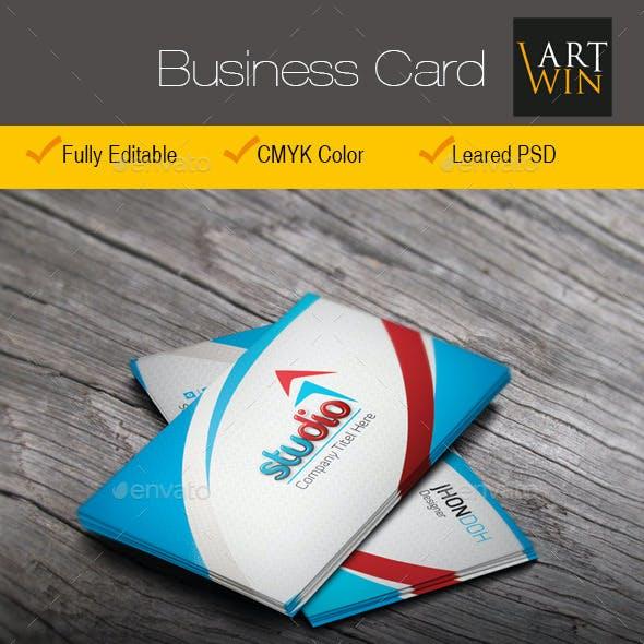 Studio Business Card