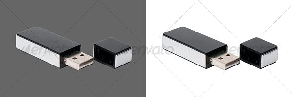 USB Device - Technology Isolated Objects