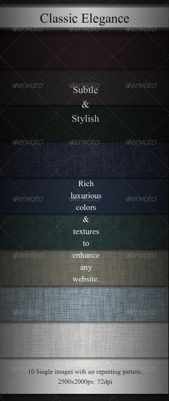 Classic & Elegant Industry Textiles - Industrial / Grunge Textures