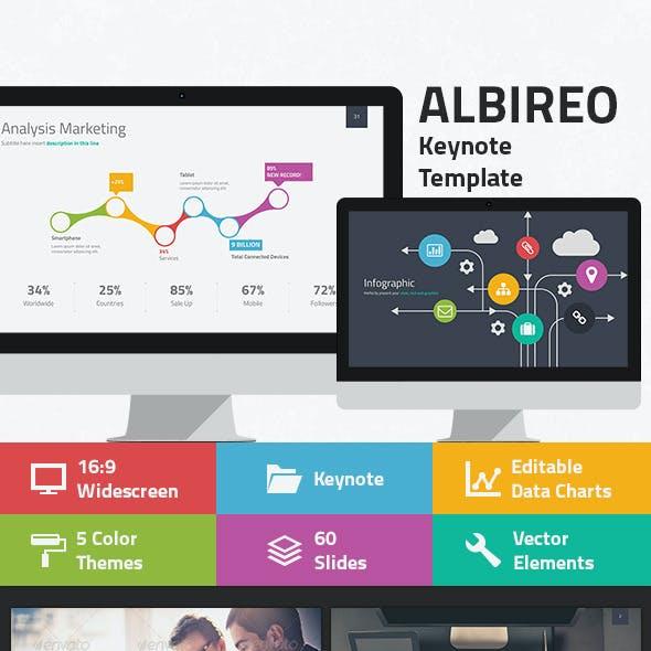 Albireo Keynote Template