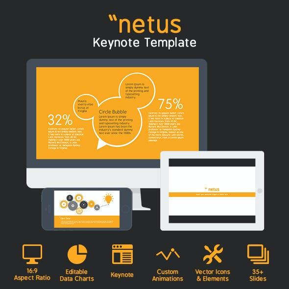 netus Keynote Presentation Template