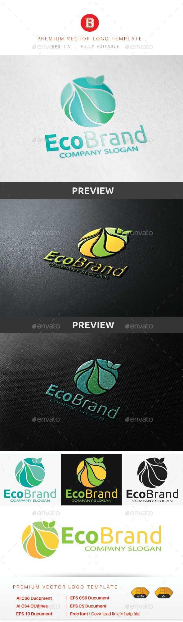 Eco Brand V.2