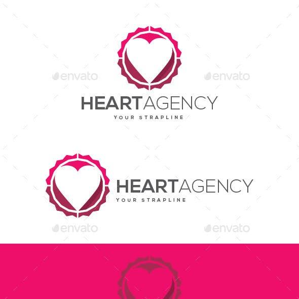 Heart Agency Logo