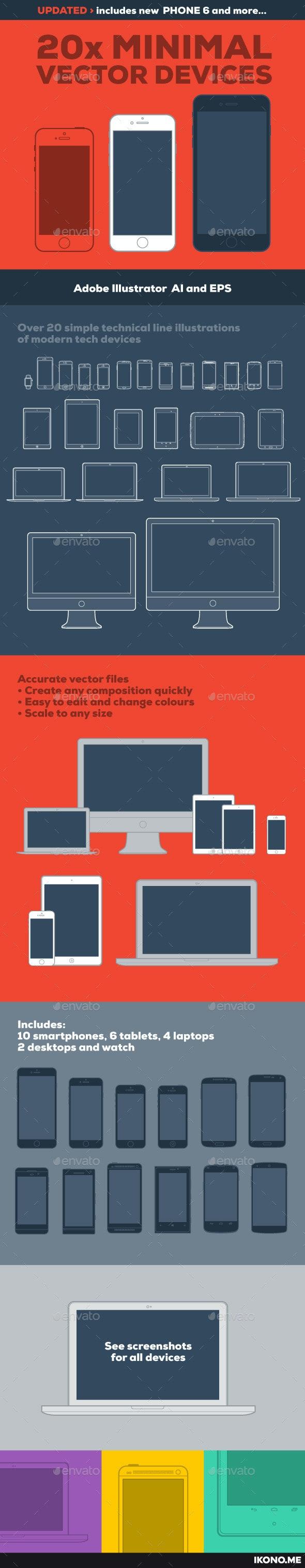 20 Minimal Vector Devices - Technology Conceptual