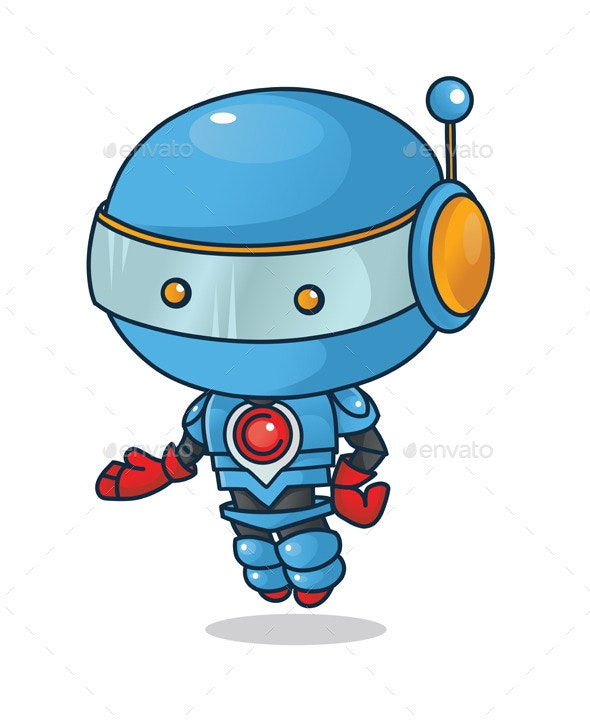 Cartoon Cosmonaut - Miscellaneous Characters