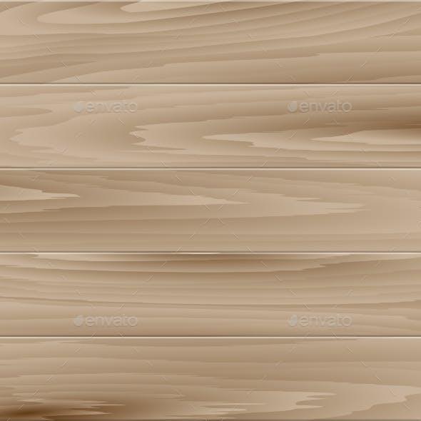 Vector Wooden Planks
