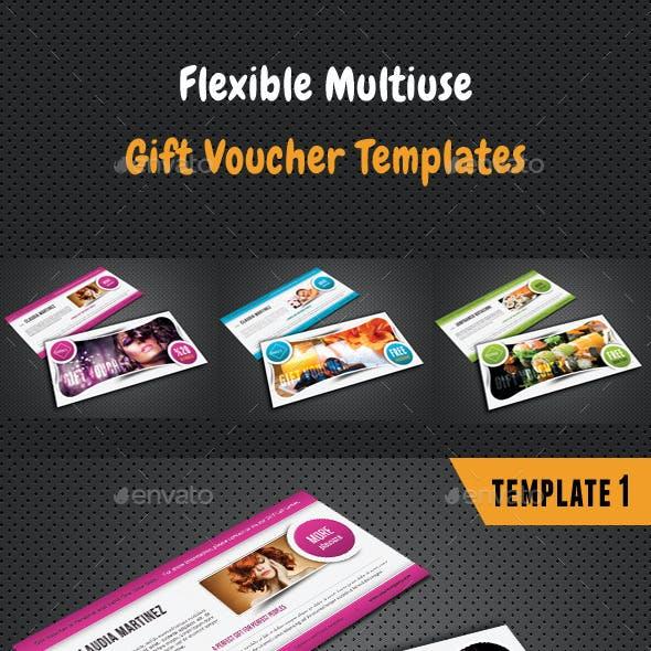 Flexible Gift Voucher V02