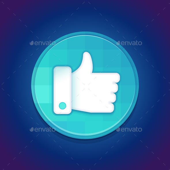 Vector Social Media Appreciation