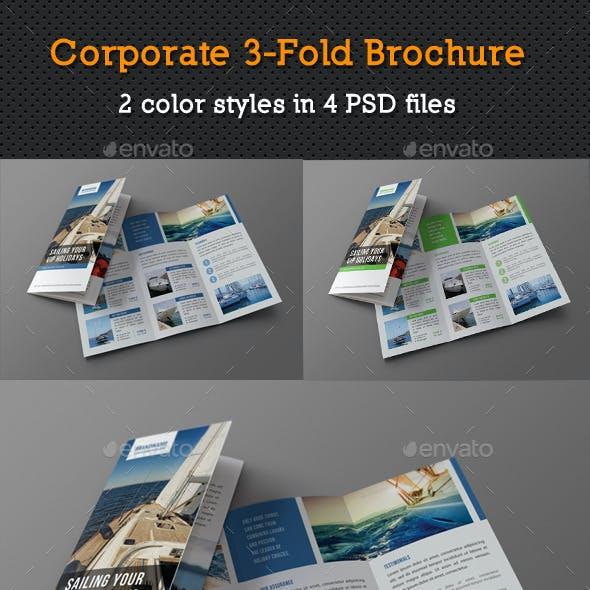 Corporate 3-Fold Brochure 30