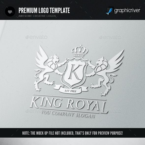 King Royal Logo II