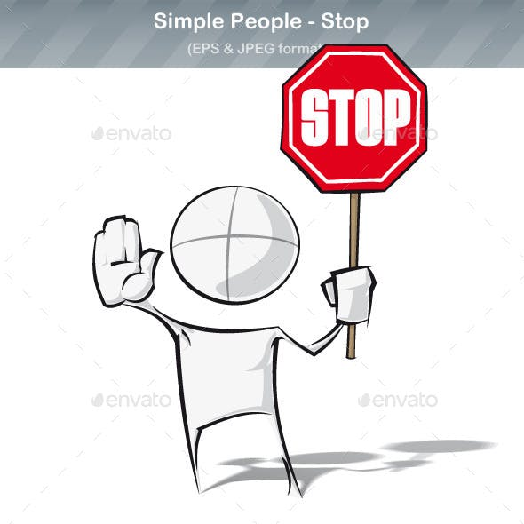 Simple People - Stop