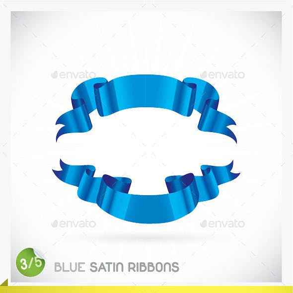 5 Blue Ribbons