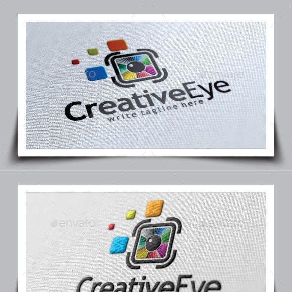 Creative Eye Logo Template
