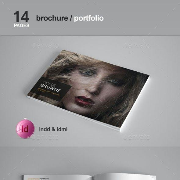 Portfolio / Brochure