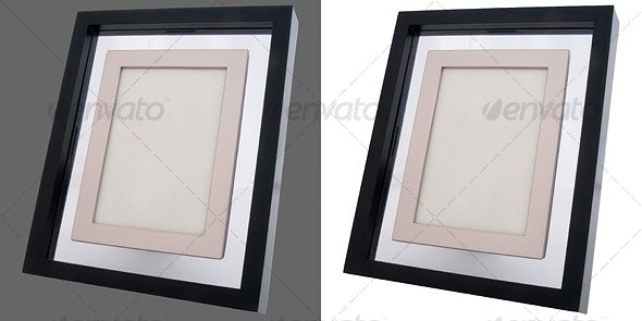 Photo Frame - Home & Office Isolated Objects