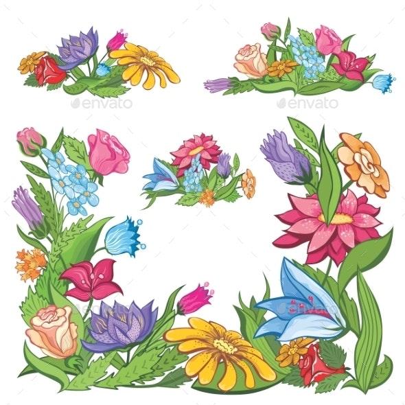 Bright Flowers - Flowers & Plants Nature