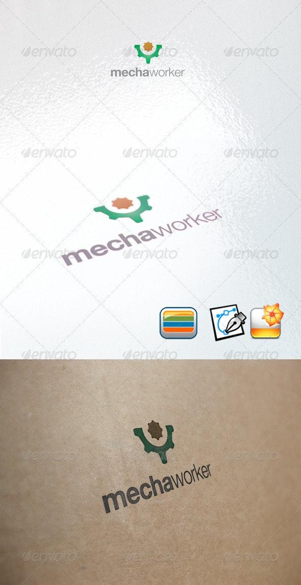 Mechaworker - Objects Logo Templates