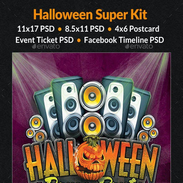 Halloween Super Bundle