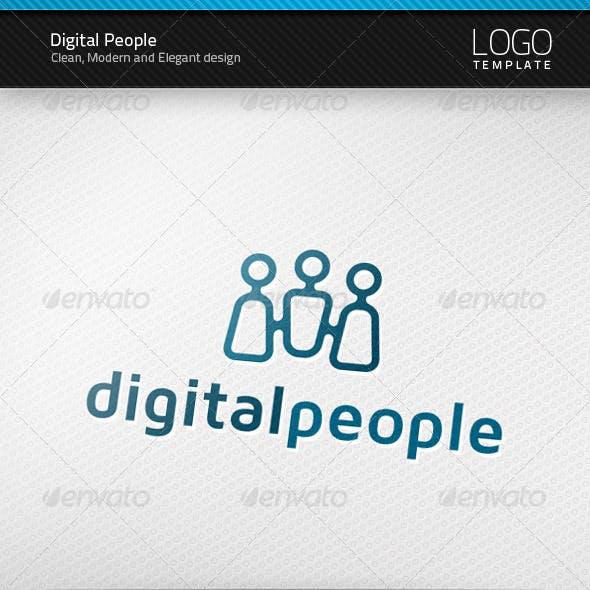 Digital People Logo