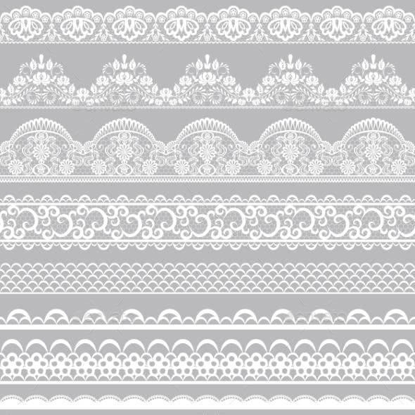 Lace Borders
