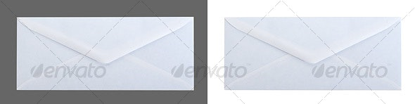 Envelope - Home & Office Isolated Objects