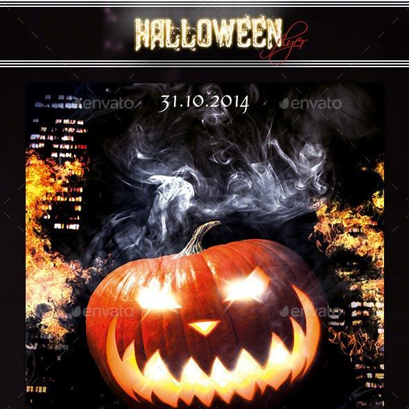 Halloween Flyer 5