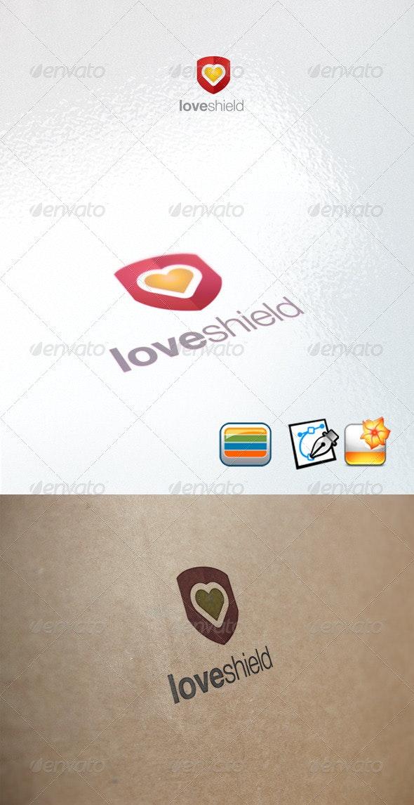 Loveshield - Objects Logo Templates