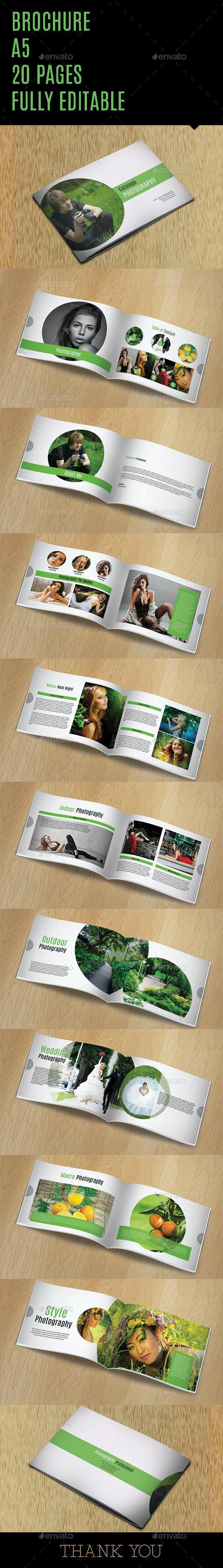 Cataloge_Photography - Catalogs Brochures