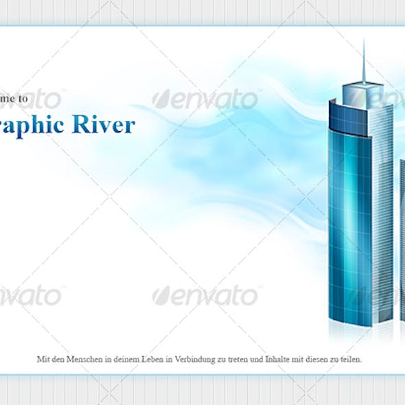 Web background for your business