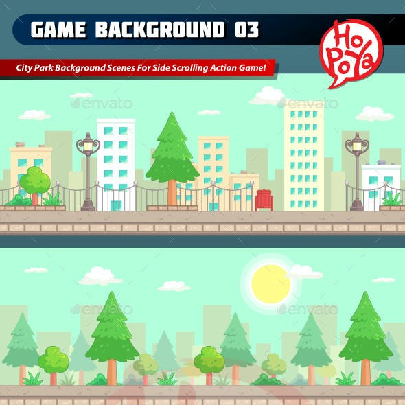 Game Background 03