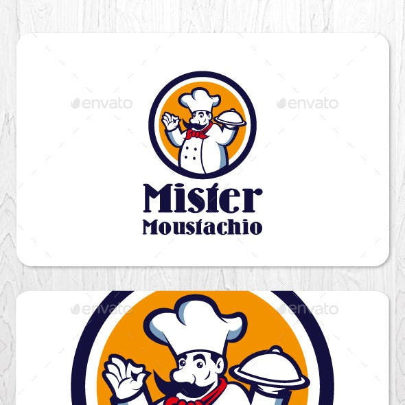 Food & Restaurant Business Logo