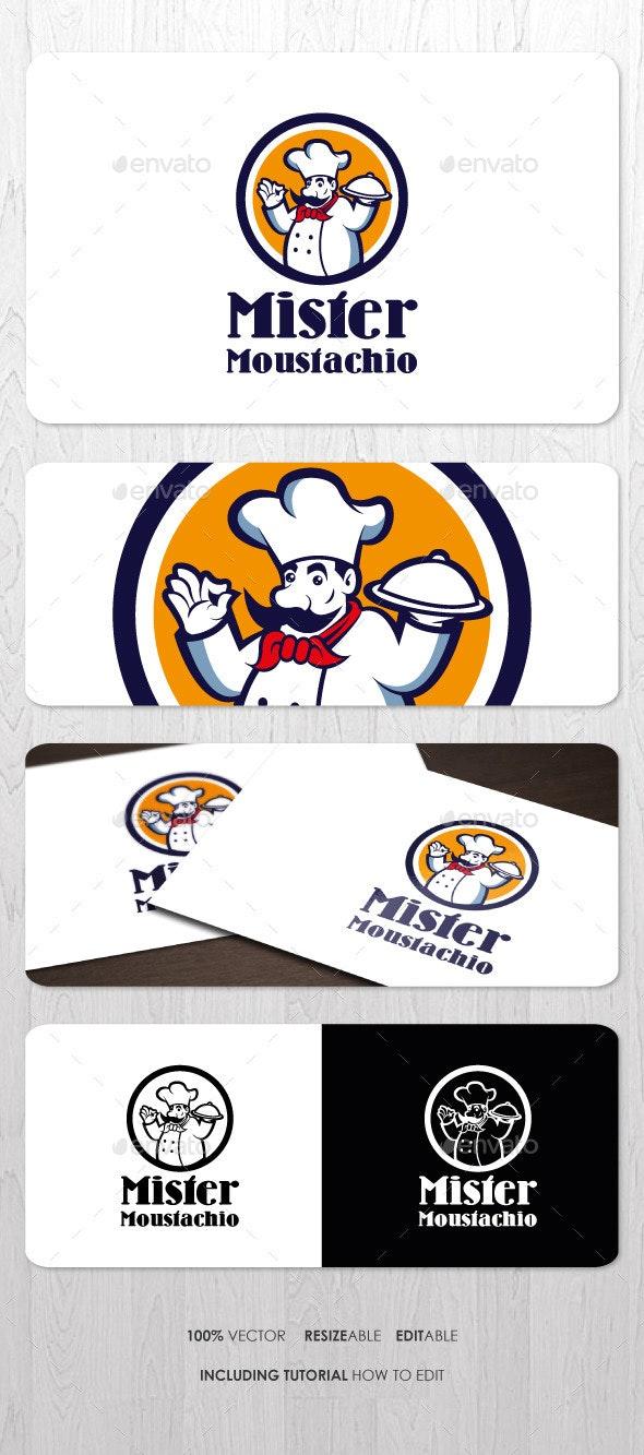 Food & Restaurant Business Logo - Restaurant Logo Templates