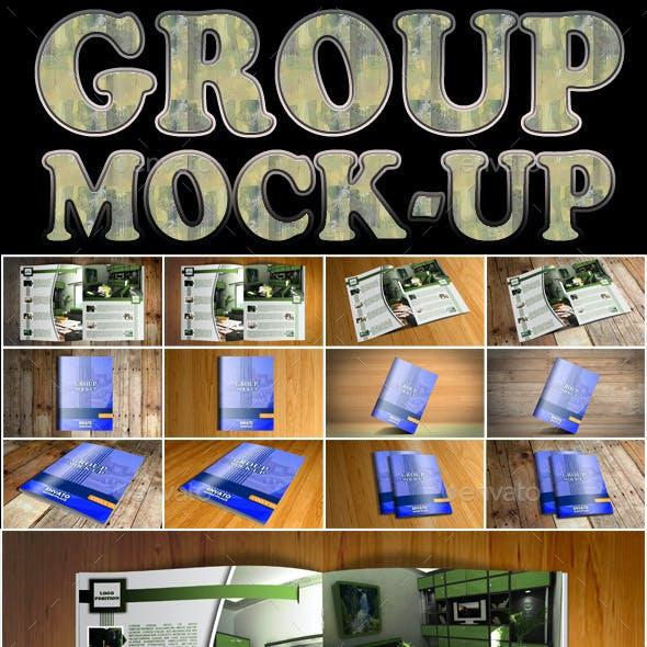 Group Mock-up