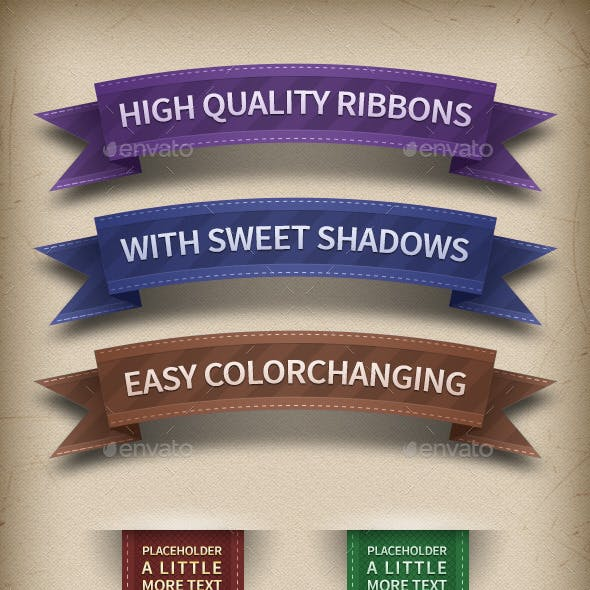 High Quality Ribbons